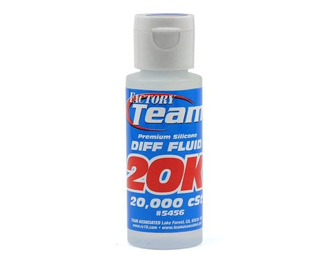 Team Associated Silicone Differential Fluid (2oz) (20,000cst) **