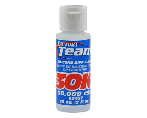 Team Associated Silicone Differential Fluid (2oz) (30,000cst) **