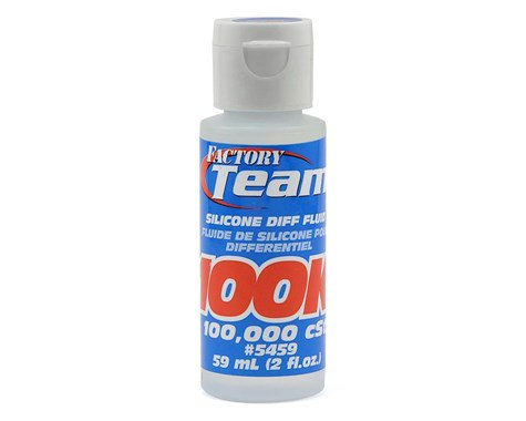 Team Associated Silicone Differential Fluid (2oz) (100,000cst) **