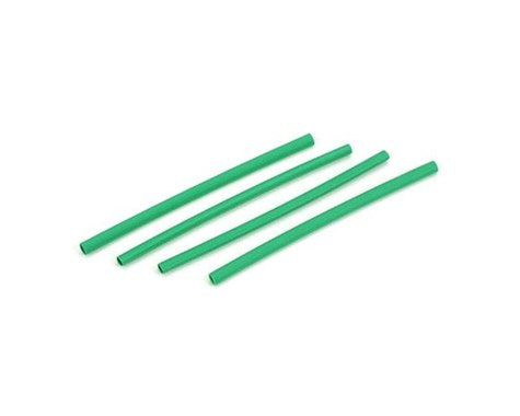"DuBro Heat Shrinkwrap,3/32"",Green **"