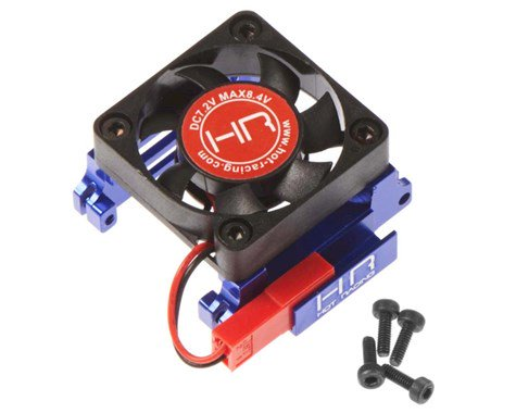 Velineon VXL-3 ESC Heat Sink High Velocity Fan Hot Racing ESC303T06 for Traxxas