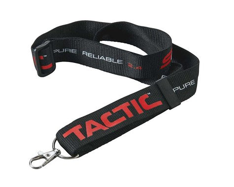 Tactic Adjustable Neck Strap (Black) **