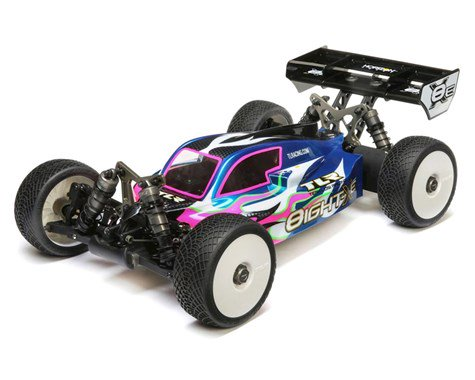 Team Losi Racing 8IGHT-XE Race 1/8 Electric Buggy Kit **
