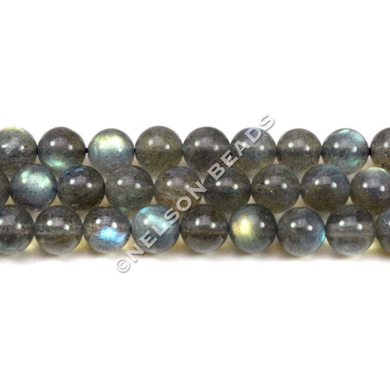 6mm Labradorite Round Beads