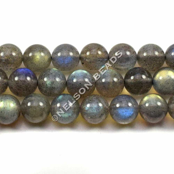8mm Labradorite Round Beads