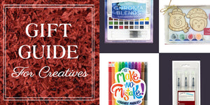 Gift Guide - For the Creative Kind
