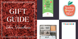 Gift Guide For Teachers 2020