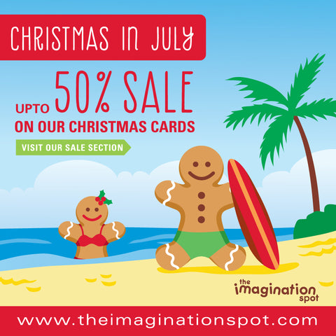 Christmas In July - SALE - Christmas Cards