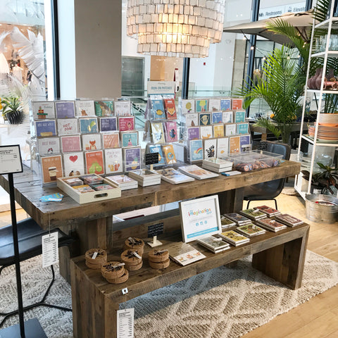 The Imagination Spot at West Elm Pop-up
