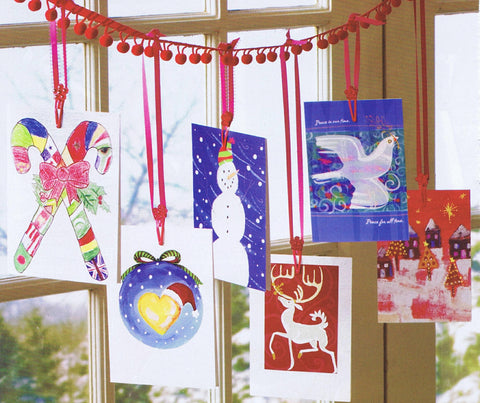 Christmas Card Display Ideas – The Imagination Spot