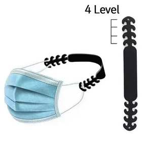Mask Head strap - Ear Saver - 4 Pack