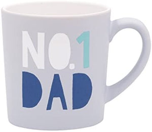 No. 1 Dad - Stoneware Mug