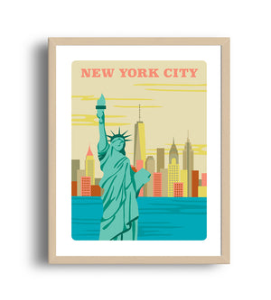 Museum Art Print - New York - Giclée Prints
