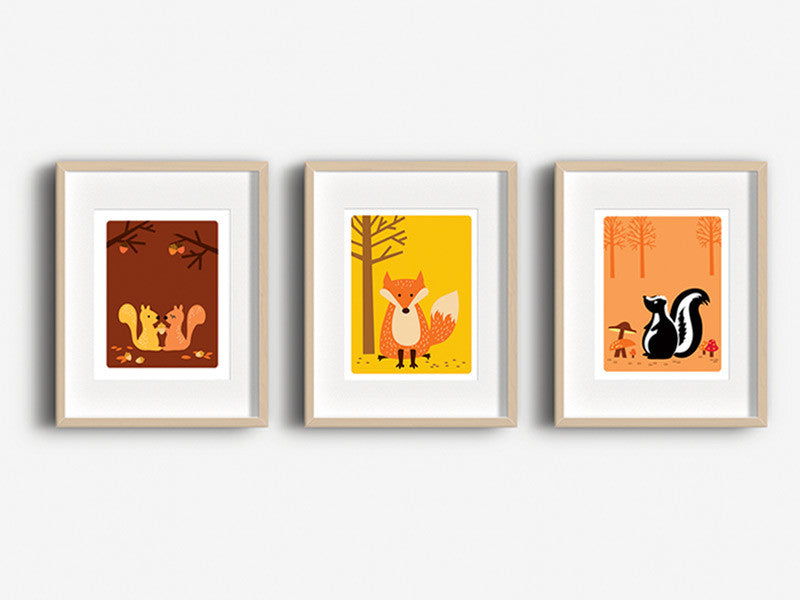 Home Decor Art Prints - Set of any 3 Prints - The Imagination Spot - 1