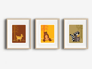 Home Decor Art Prints - Set of any 3 Prints - The Imagination Spot - 3