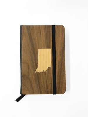 Handmade Wood Notebook