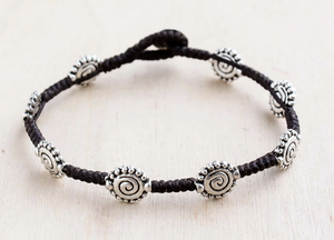 Rhodium Plated Alloy Bracelets