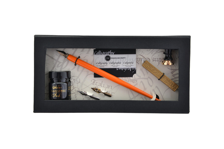 Pen & Seal Calligraphy Set