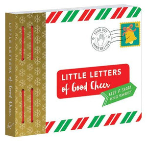 Little Letters Of Good Cheer