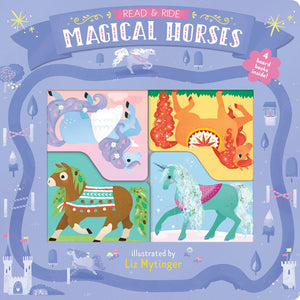 CHB Magical Horses Book Set