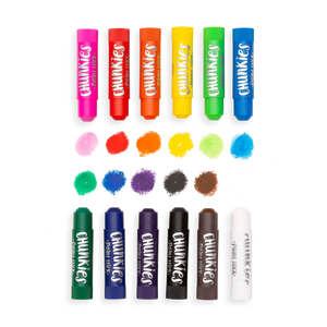 Chunkie Paint Sticks