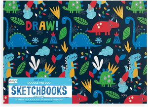 Kids art supplies - Sketchbook pad
