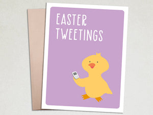 Easter Tweetings