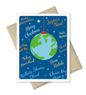 Holiday Card - Christmas around the world - The Imagination Spot