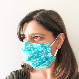 Handmade Resuable Cloth Face Mask