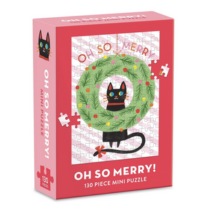 30% OFF - Oh So Merry - Mini Puzzle