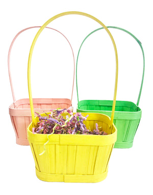 Bamboo Easter Basket