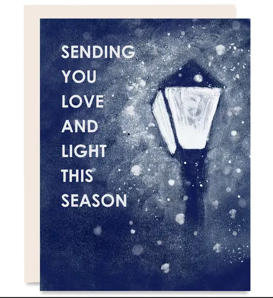 Sending You Love and Light - Thinking Of You