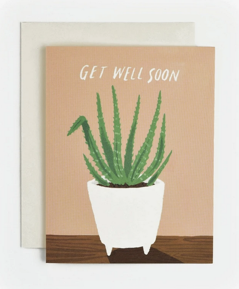 Get Well Soon - Aloe