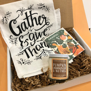 Thankful Gift Box