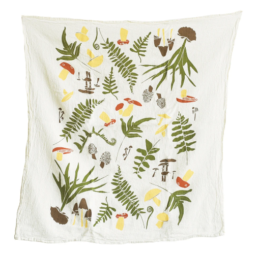 JUN Flower Sack Towel