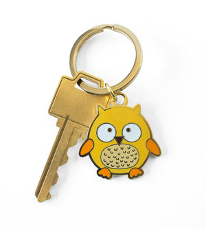 Owl Key chain - The Imagination Spot