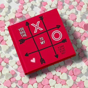 Love Gift Book - You are my X to my O