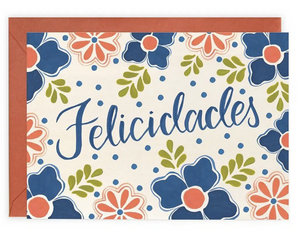 Felicidades - Spanish Congratulations Card