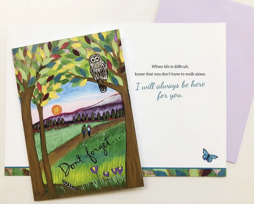 Don't Forget - Thinking Of You Card