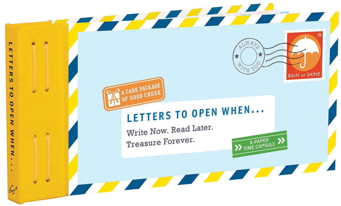 Letters to Open When