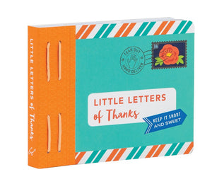 Little Letters of Thanks