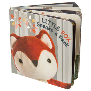 Baby Board Book - Little Fox Sneaks A Peek