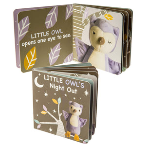 Baby Board Book - Little Owl's Night Out
