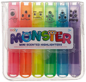 Mini scented highlighters - Art supplies