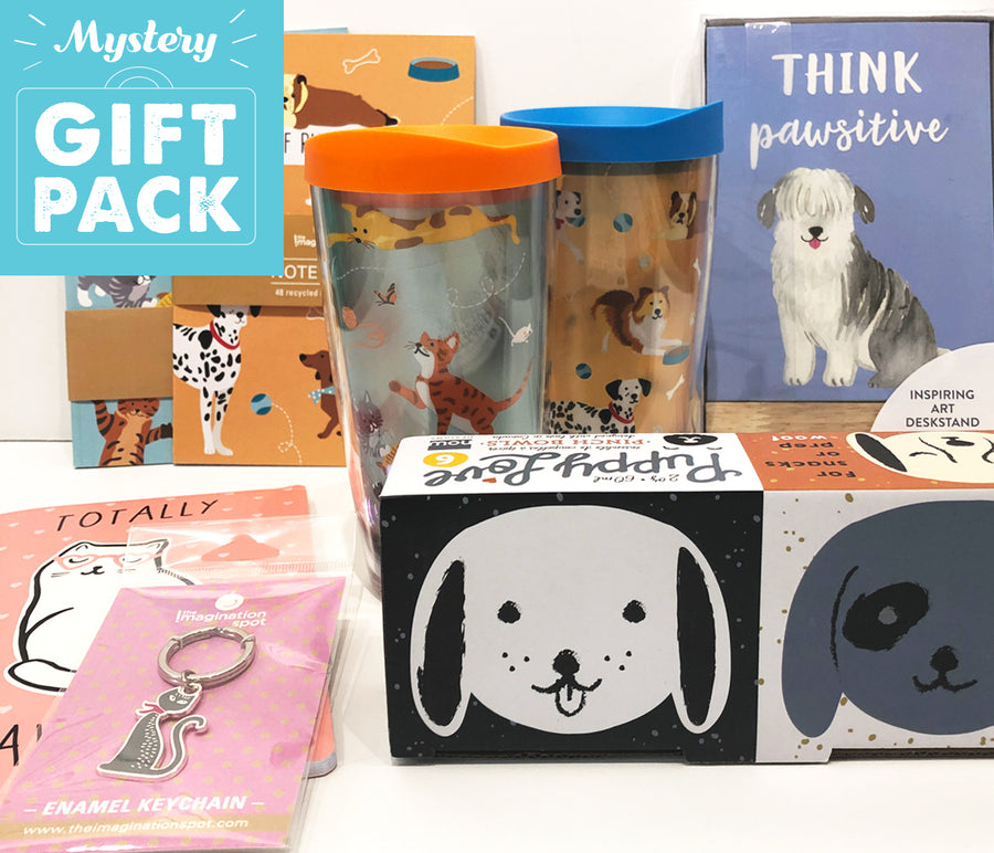 Mystery Gift Pack for Pet Lovers