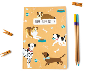 Dog journal - Pet stationery