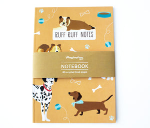 Dog notebook - School supplies