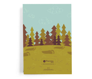 Sasquatch Notebook Journal - The Imagination Spot