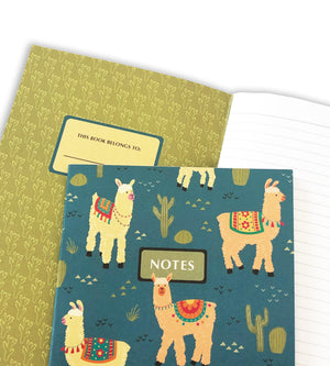 Llama Notebook Journal
