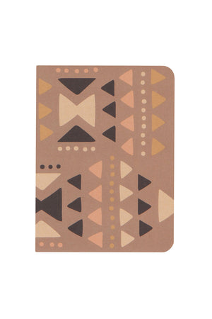 Small Lay-flat Notebook - Various Styles